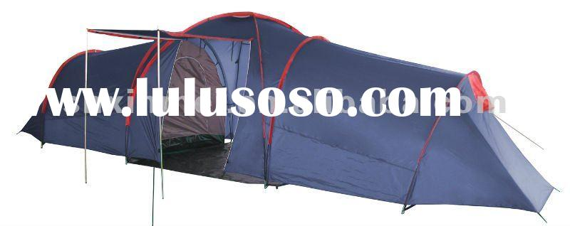 5-6 person outdoor family camping tent