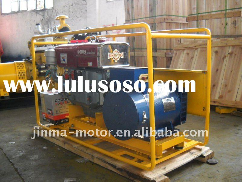 5kw water cooled silent small diesel generator