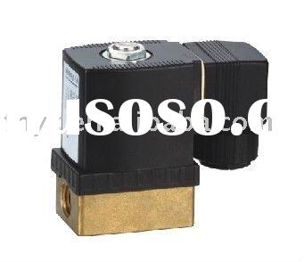 6013 Burkert Series 2/2-Way Compact Solenoid Valve, General Purpose, 0-10 bar, 0-145 psi, Direct act