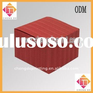 corrugated wave gift boxes 3