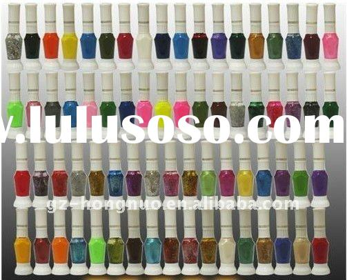 70 Colour Nail Art Pen & Varnish Polish Brushes Set HN811