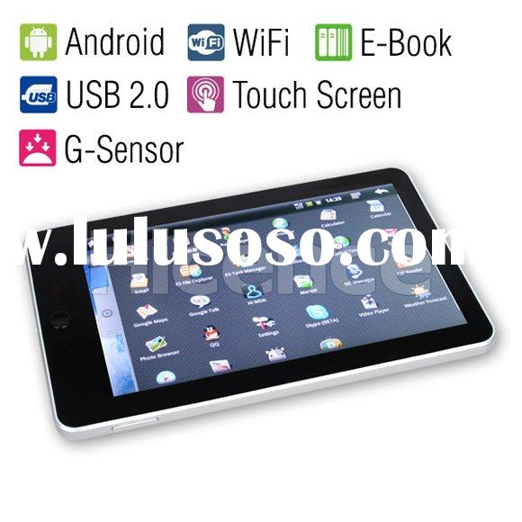 "7"" MID Tablet PC with Android OS and WiFi"