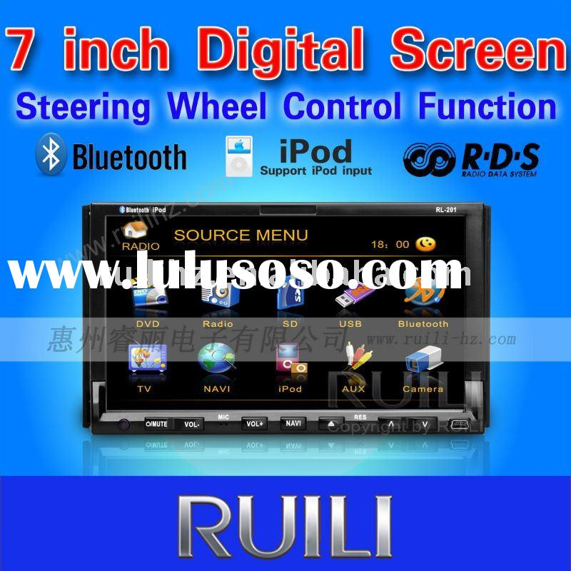 7 inch 2 din Car dvd with GPS