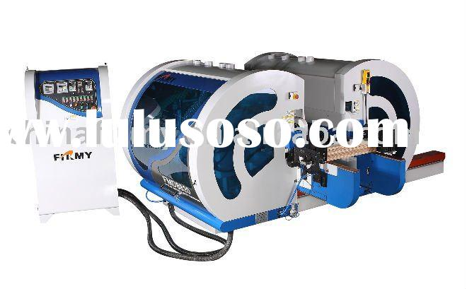 8-spindle double end tenoner woodworking machinery & Woodworking Machine