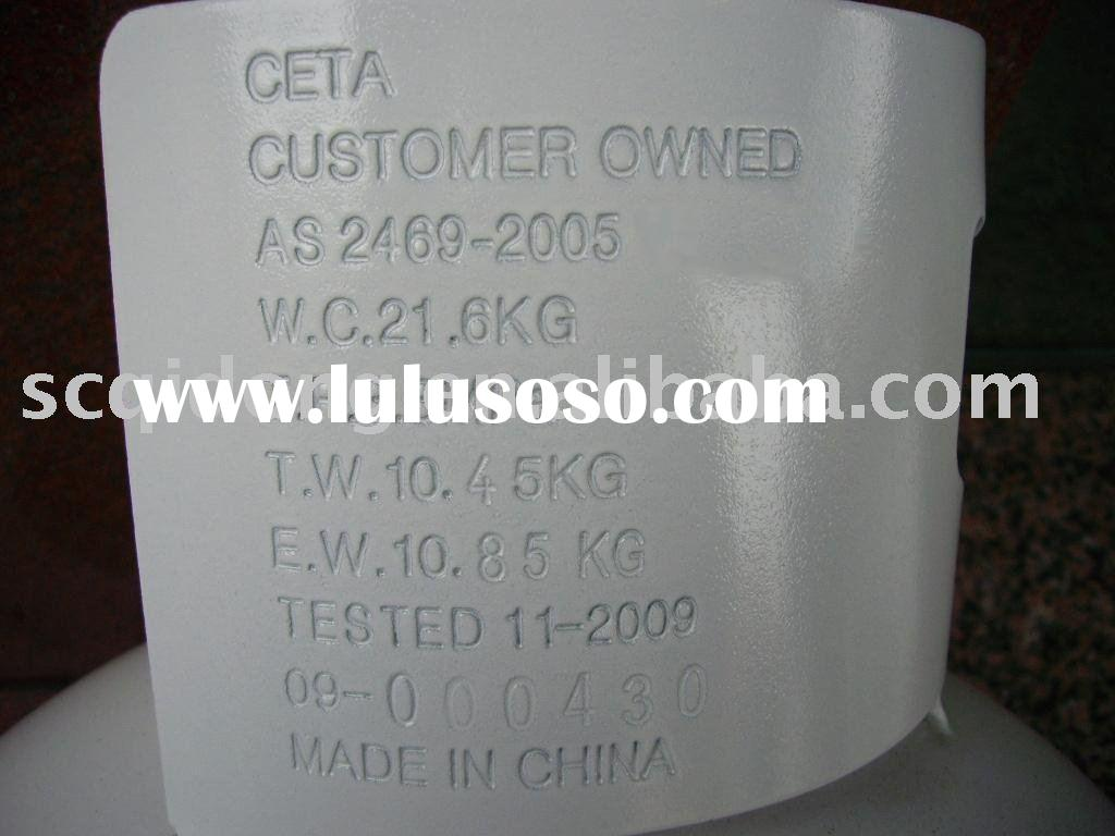 9kg LPG cylinder for Australia(We produce LPG/CNG cylinder and some parts for CNG/LPG conversion kit