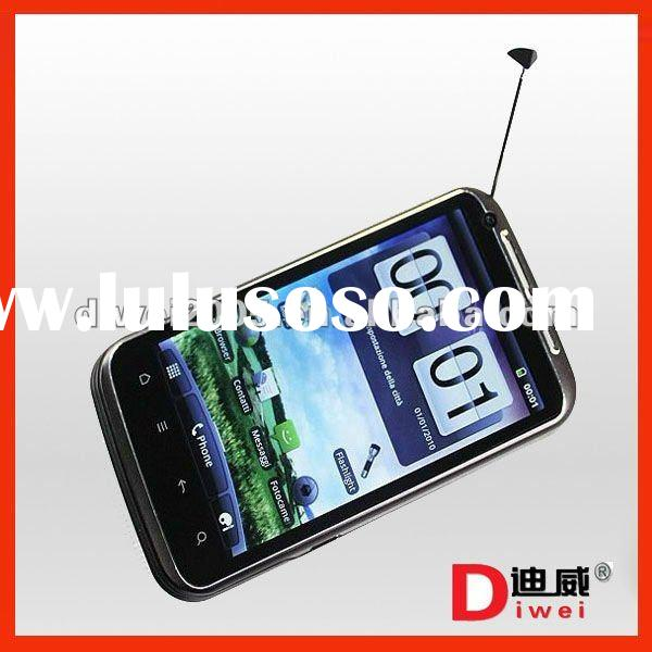 "A9300 4.3"" Capacitive mobile phone Dual sim 3G GSM+WCDMA Android 2.3.6 MTK6573"
