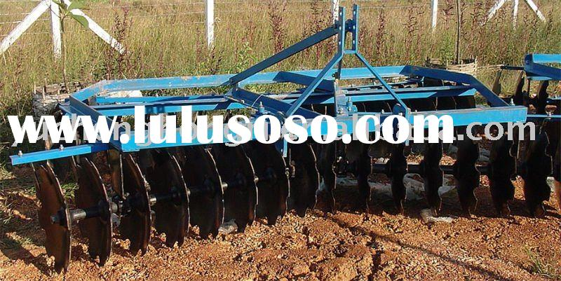AGRICULTURAL MACHINERY: DISC HARROW