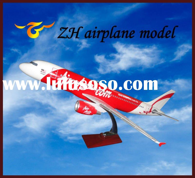 AIR ASIA aircraft model