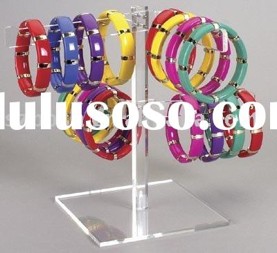 Acrylic Bracelet Display,Acrylic Jewelry Holder,Acrylic Display Stand