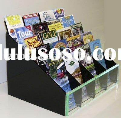 Acrylic Brochure Holder,Acrylic Brochure Rack,Acrylic Display