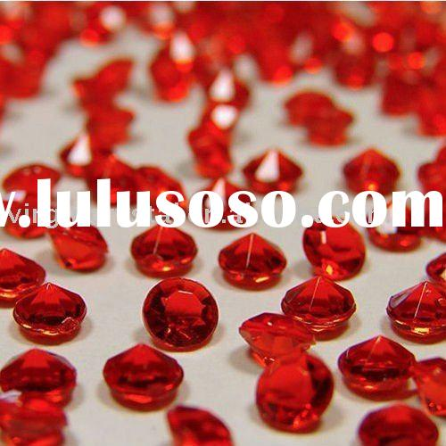 Acrylic Diamond Table Confetti/ Wedding Decorations