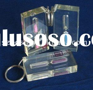 Acrylic Sand Timer,Plexiglass Promotional Gifts,Lucite Hourglass