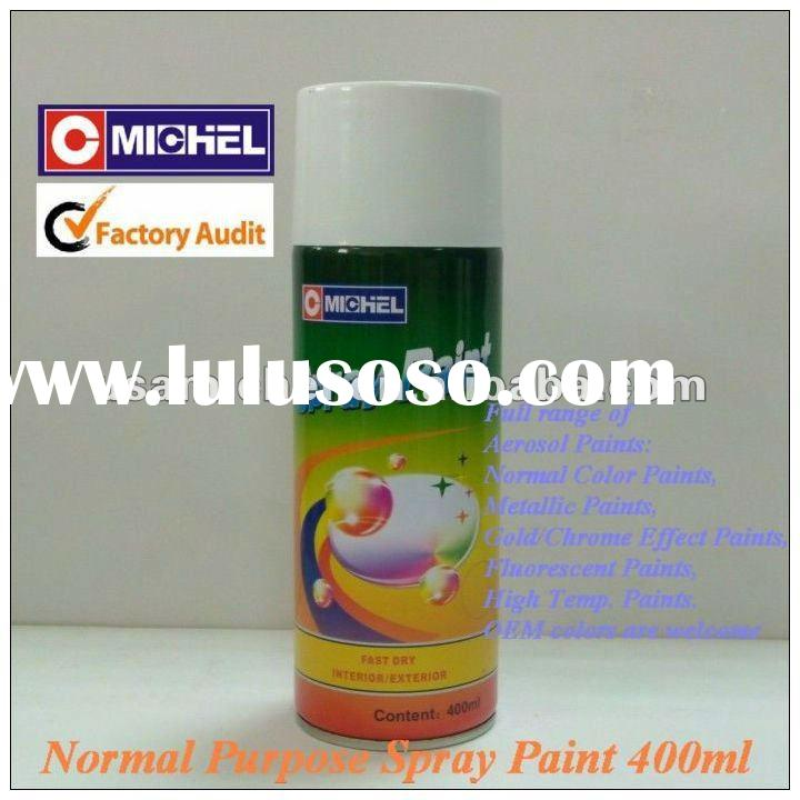 Aerosol Spray Paint, Spray Paint, Aerosol Paint, Color Paint, Spray Colors, 400ml