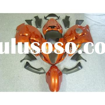 Aftermarket Complete Set Motorcycle Fairings fairing kit body work for GSXR 1300 HAYABUSA 1999 2000