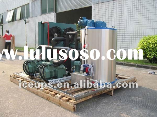 Air Cooled Flake Ice Makers, Ice Machines, Flake Ice Making Machines