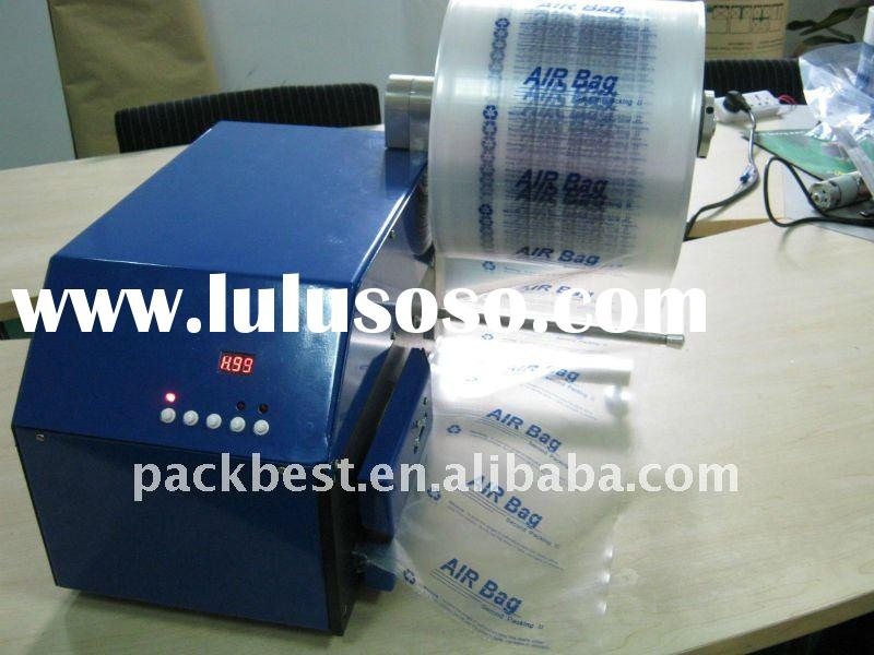 Air Packaging Cushion Bubble Wrap Machine