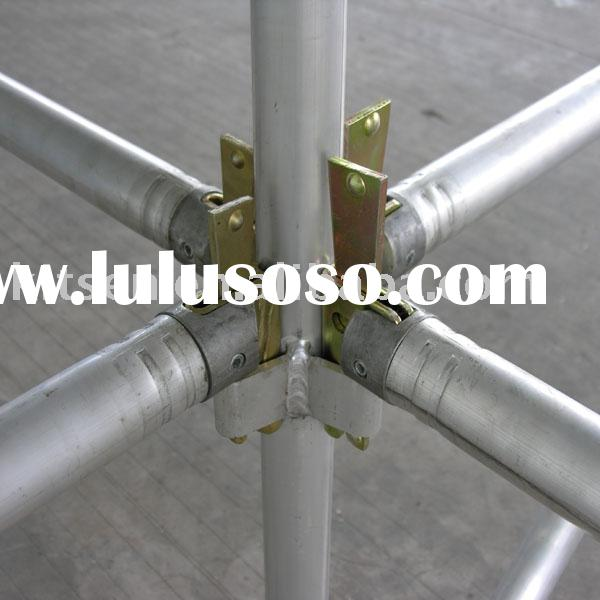 Wedge Aluminum Scaffold : Kwikstage scaffold system ledger