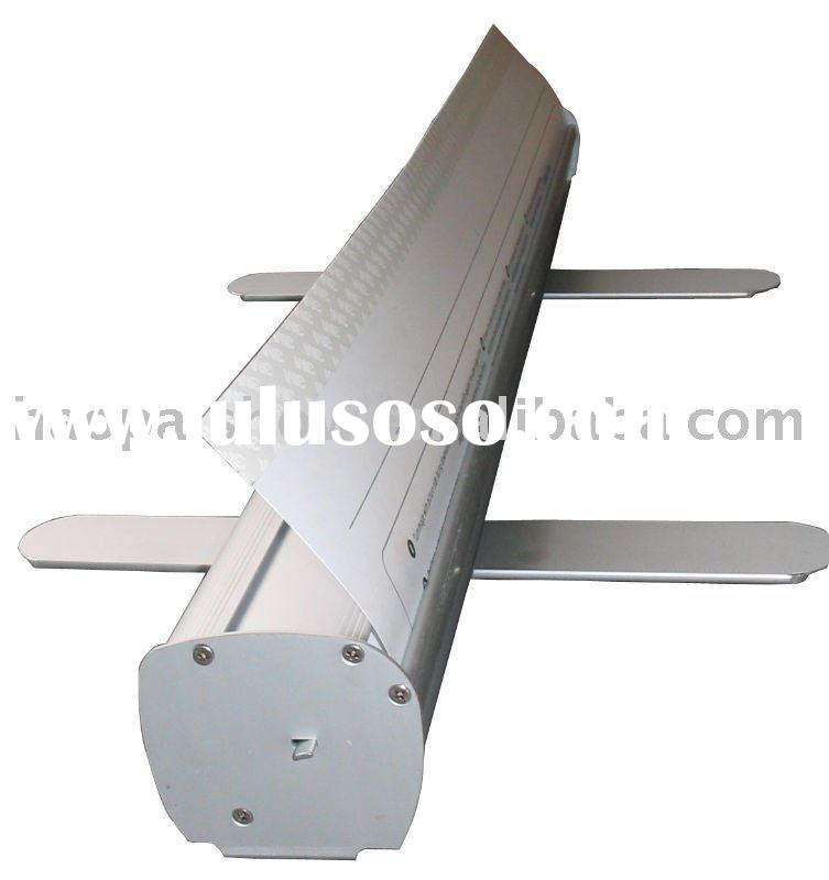 Aluminum Roll up stand & roll up banner & banner stand
