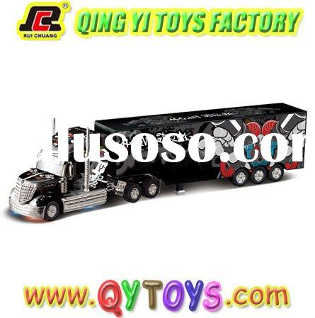 American type rc heavy truck hobby toy