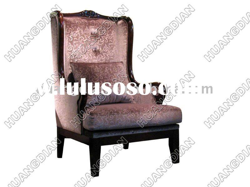 Antique furniture style hotel lobby furniture wooden HDC237