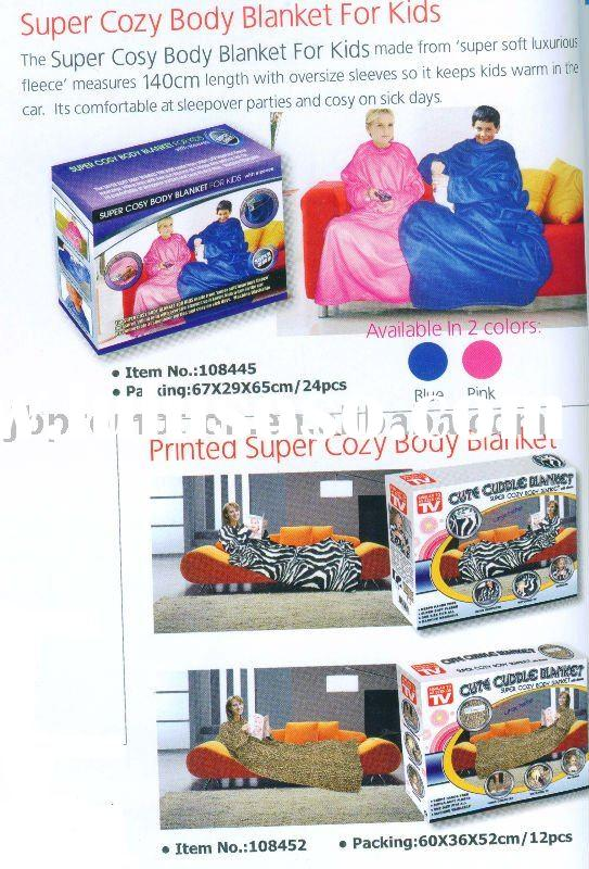 As seen on TV super Cozy Blanket for kids