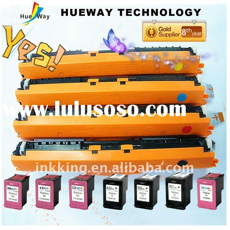 Astonished offer for CE310A CE311A CE312A CE313A laser toner cartridges