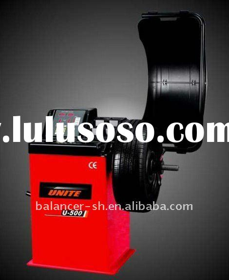 Auto repair equipment of tire tyre wheel balancer U-500 with CE