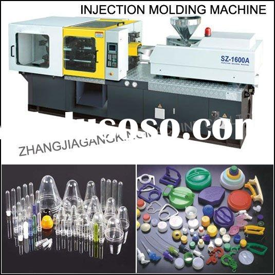 Automatic Bottle /Cap Preform Injection Molding Machinery