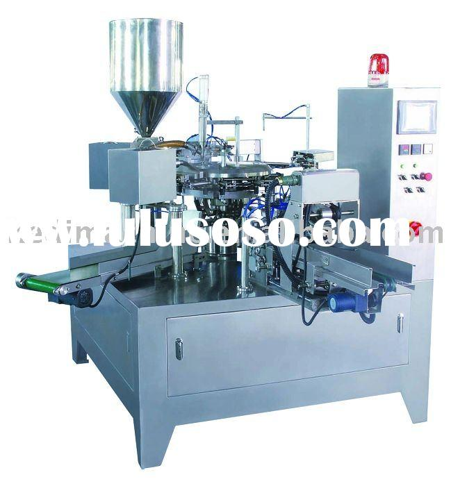 Automatic Preformed Bag Packing Machine for Liquid