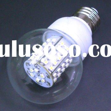 B22 led bulb dimmable 3.5w-4w LED bulb 360 degree 66LEDs SMD3528 Epistar chip 400lumen replace 40W i