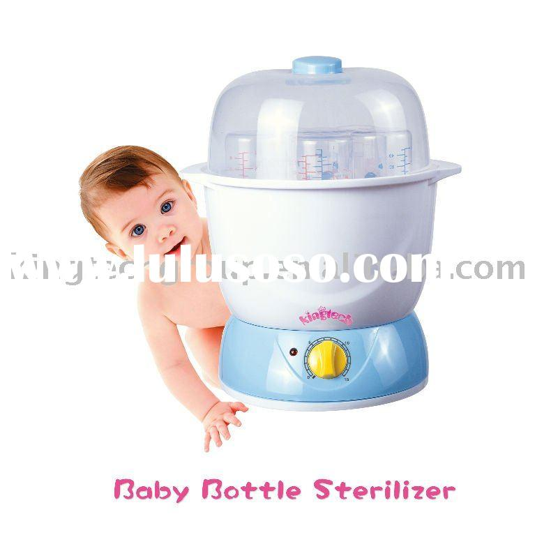 BPA Free Baby Bottle Sterilizer (with egg cooker function)