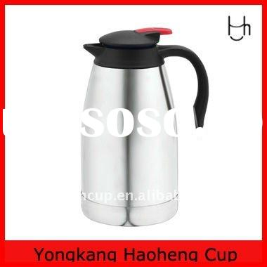 BPA free high quality stainless steel vacuum tea pot