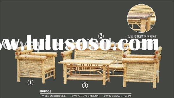Bamboo Table & Chair,Bamboo Dining table & Chair,Bamboo furniture