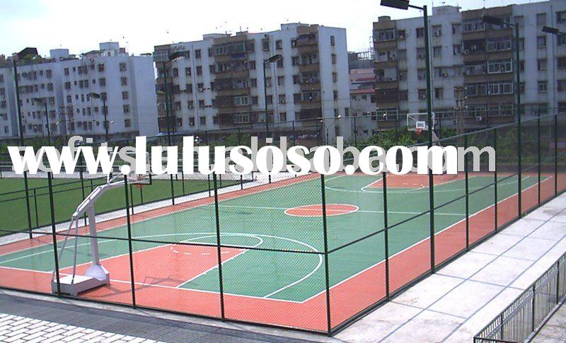 Basketball Equipment,Basketball Court Sports Flooring,Basketball Court Fence