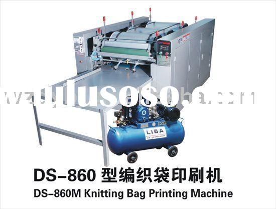 Bige Size 3 Colors PP Woven Bag Printing Machine
