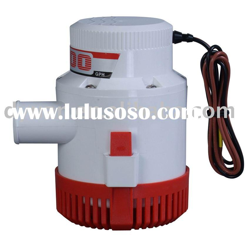 Bilge Pump/Submersible pump/Rule pump