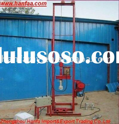 Boring Machines,Home and Garden Water Drilling! /HF150E Model
