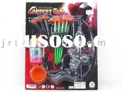 Bow&Arrow Gun & Bubble,Bubble water,Bubble game,plastic Bubble,Bubble toys,Bow and Arrow Gun