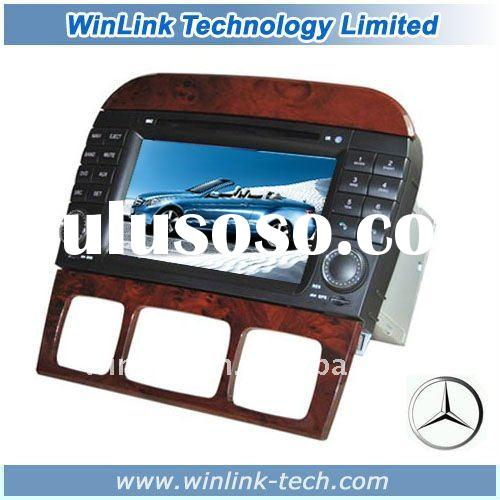 CAR GPS DVD PLAYER For MERCEDES Benz S280, S320, S350, S400, S430, S500 WITH TMC DVB-T