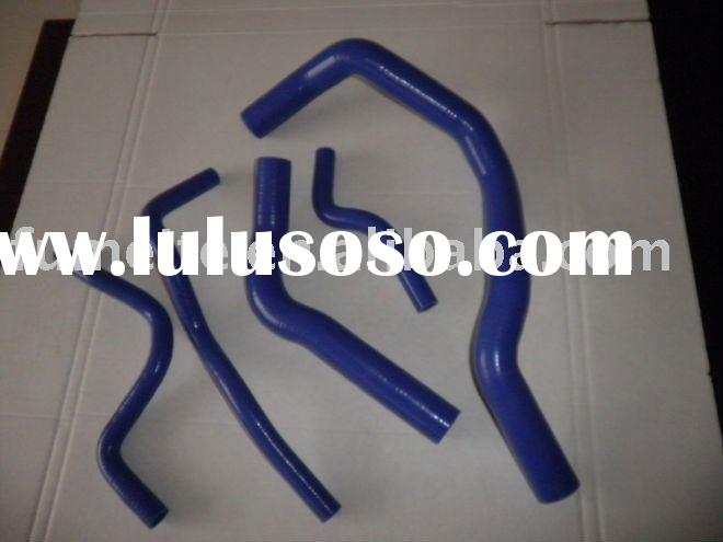 CIVIC TYPE EK4/9 B16A/B R DC2 KIT 5 PCS BLUE AUTO radiator silicone hose kit for HONDA integra silic