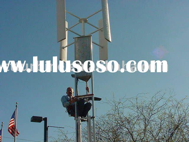 CTV50W-5KW Vertical Small Wind Turbines For Home Use