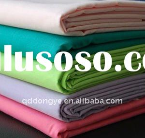 CVC cotton polyester fabric 60/40 20*20 108*58 58""