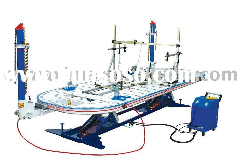 Hydraulic Puller Philippines : Car body collision repair bench