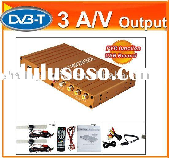 Car DVB-T Tuner/DVB-T BOX for DVB-T-2011HD