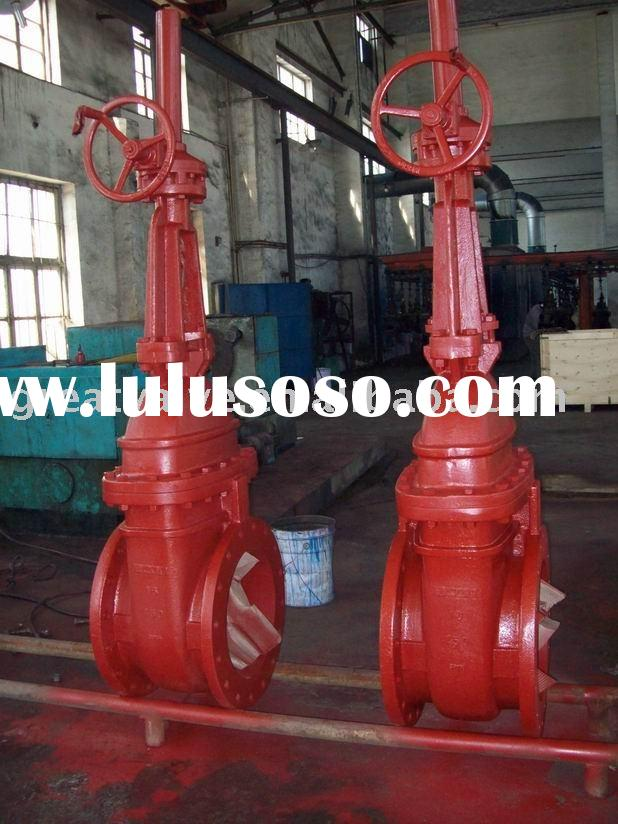 Cast Iron Os & y Gate Valve