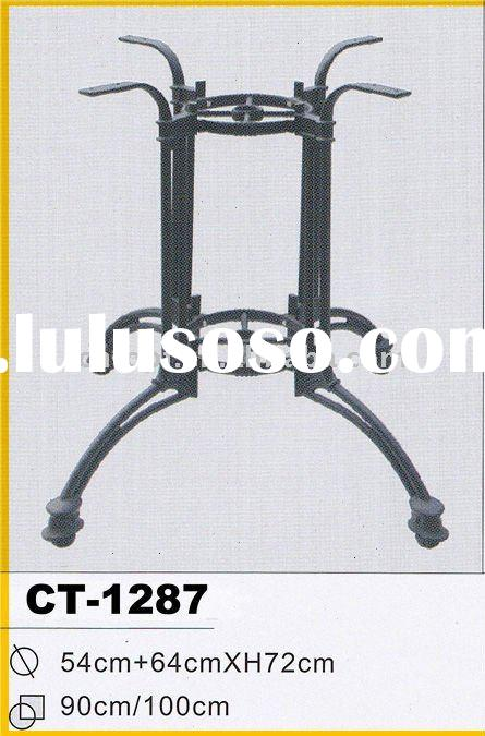Cast iron table base(CT-1287)