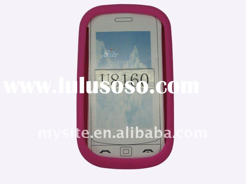Cell Phone/Mobile Phone Silicon Case for Huawei U8160