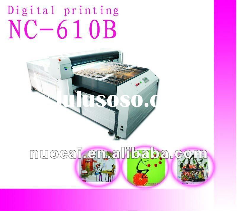 China canvas digital printing machine for sale