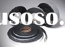 Closed-Cell Sponge Rubber Tape/rubber foam/spong tape/foam tape/adhesive tape/polyurethane tape