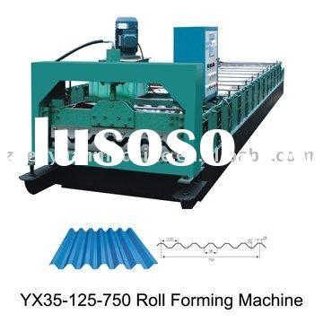 Cold Roll Forming Machinery